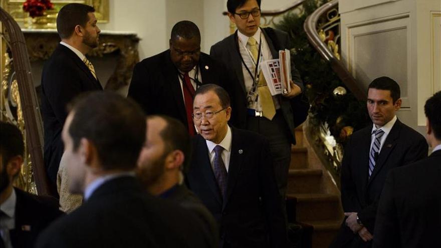 Acuerdo entre las potencias sobre una resolución de apoyo al proceso en Siria