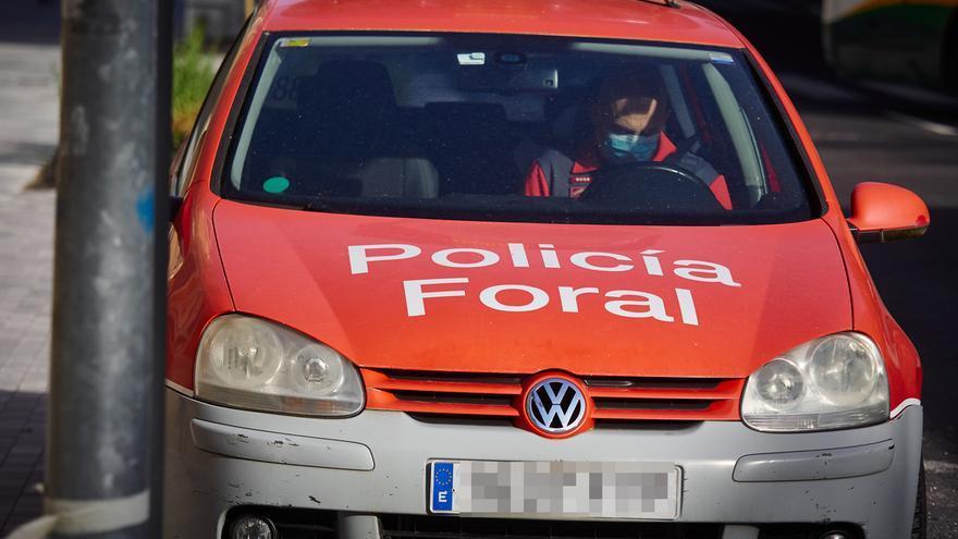 Policía Foral interviene en una treintena de aglomeraciones para controlar el cumplimiento de la normativa