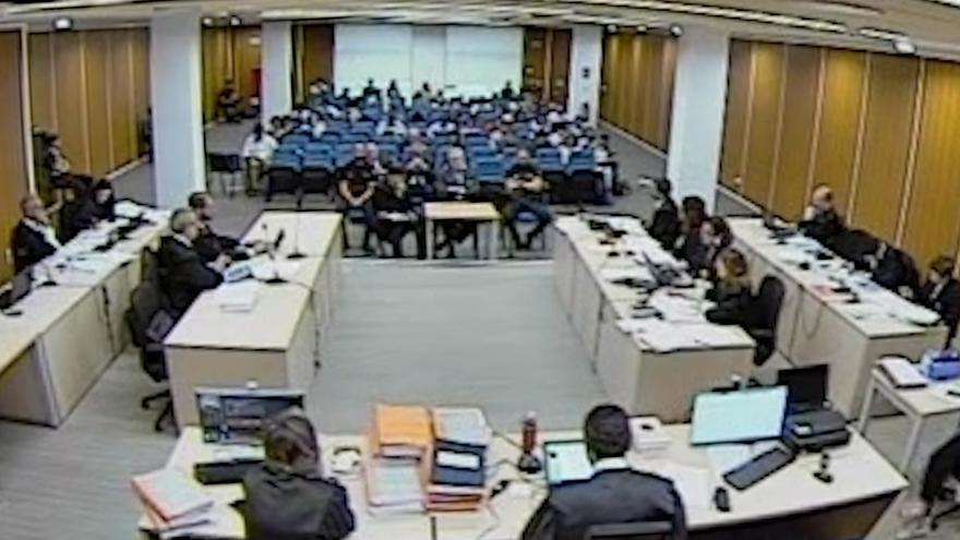 El vídeo del juicio al PP por los ordenadores de Bárcenas que no pudo ser retransmitido