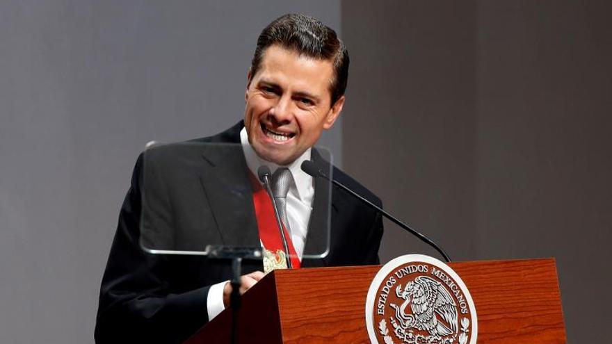 """Exmandatario mexicano Peña Nieto atribuye a """"mala fe"""" acusaciones de soborno"""