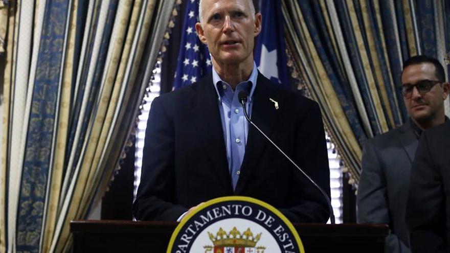 Candidato floridano al Senado de EEUU demanda a dos supervisoras electorales