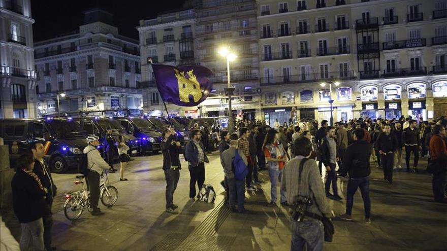 Dancausa agradece a la Policía haber evitado las concentraciones del 15M
