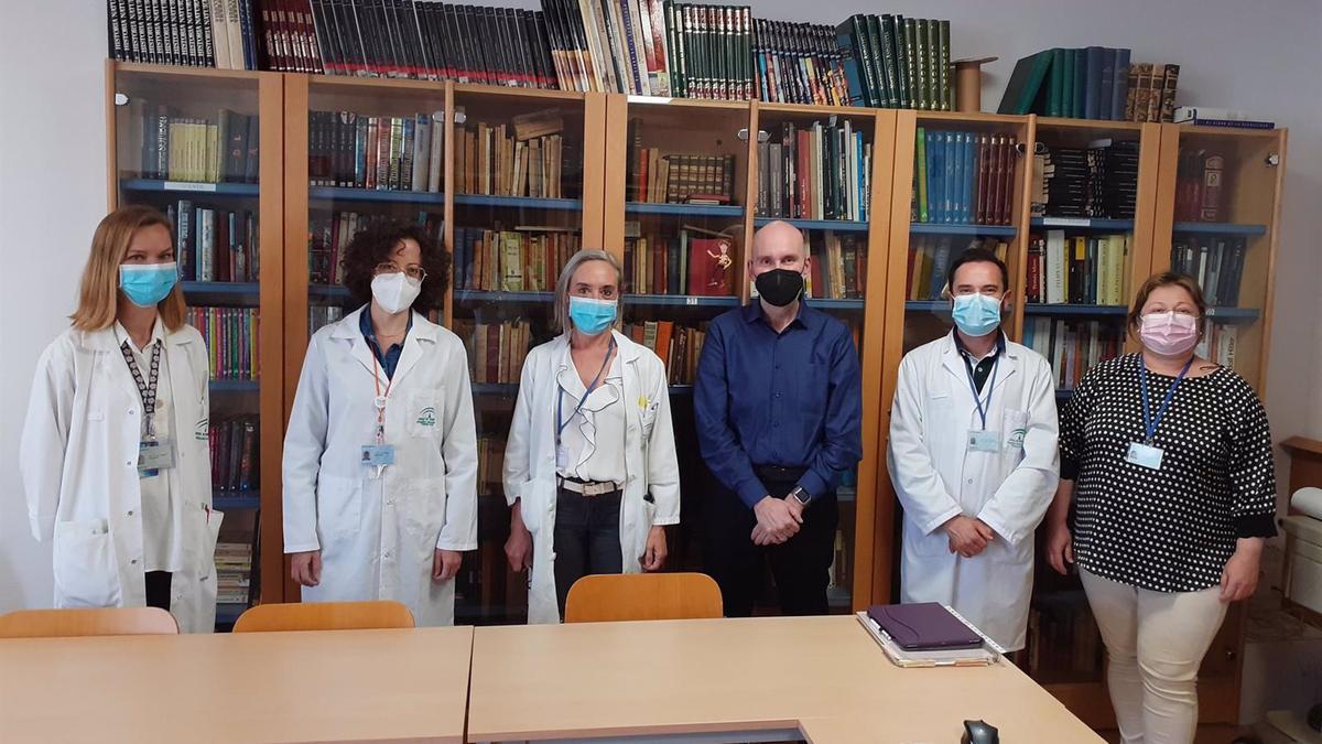 Unidad de Calidad y Documentación Clínica del Hospital Reina Sofía.