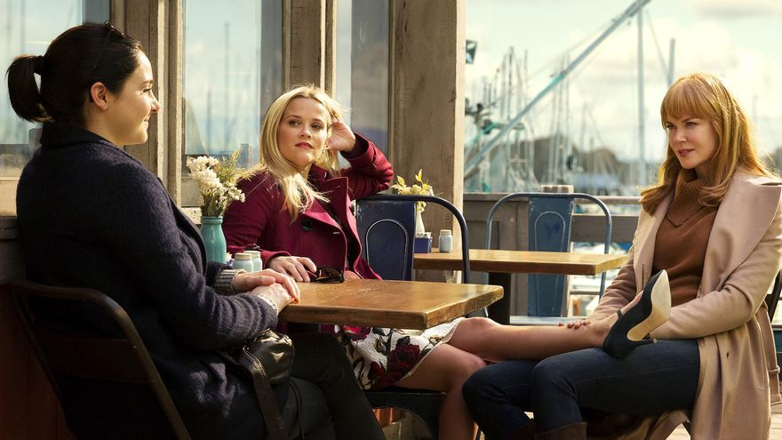 Imagen del episodio 1 de 'Big little lies' (HBO).