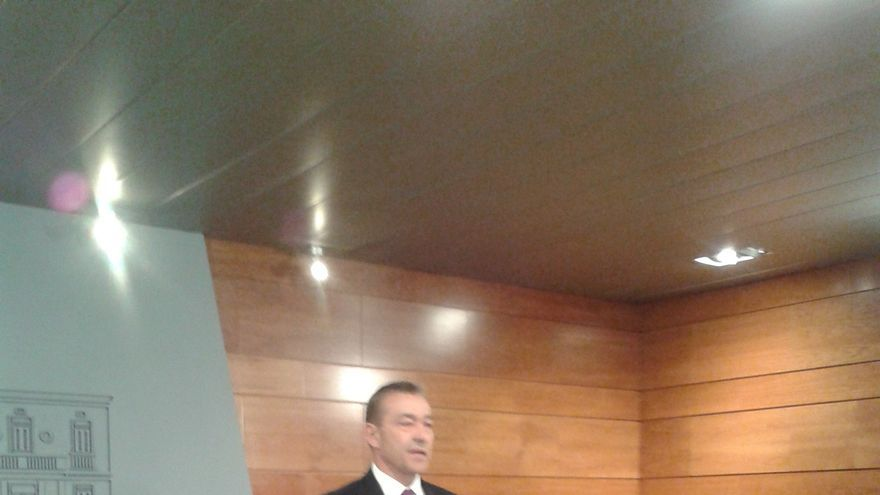 Rivero transmite a Rajoy la importancia de actualizar el REF y tener un sistema de financiación autonómica justo