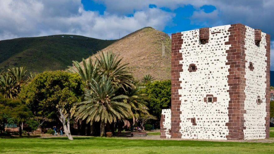 Torre del Conde de San Sebastián de La Gomera