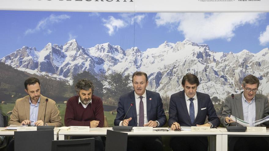 El Parque de Picos de Europa contará con un presupuesto de más de 2,5 millones en 2020
