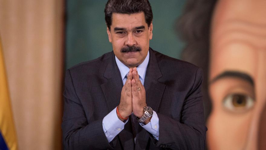Maduro dice que le pedirá a España que extradite a Leopoldo López