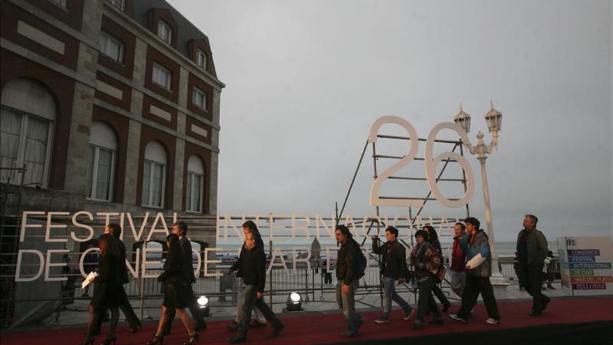 Doce filmes competirán por el premio del Festival de Cine de Mar del Plata