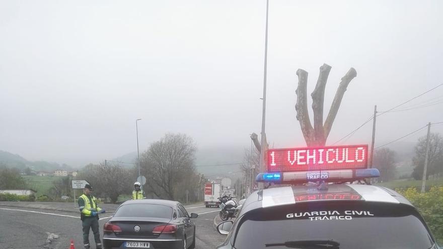 Guardia Civil y Policía Nacional intensificarán este fin de semana los controles en Cantabria