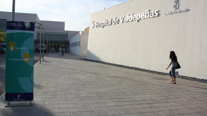 """Hospital """"Gutierrez Ortega"""", Valdepeñas (Ciudad Real) / Foto: SESCAM"""
