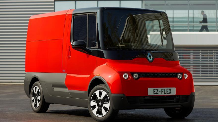 Renault EZ-Flex.