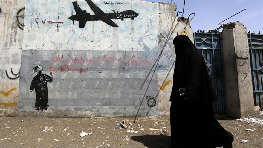 Soldados de Estados Unidos realizan una operación contra Al Qaeda en Yemen