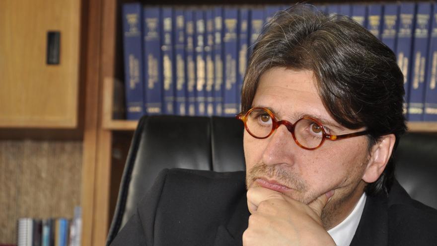Francisco Sierra Caballero, Catedrático de Teoría dela Comunicación de la Universidad de Sevilla