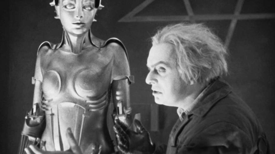 'Metrópolis', de Fritz Lang