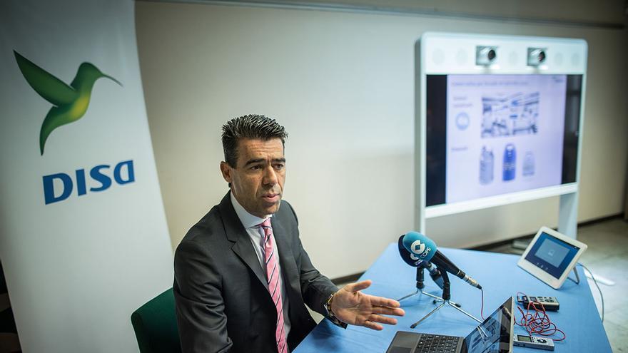 El consejero delegado de DISA, Santiago Rull