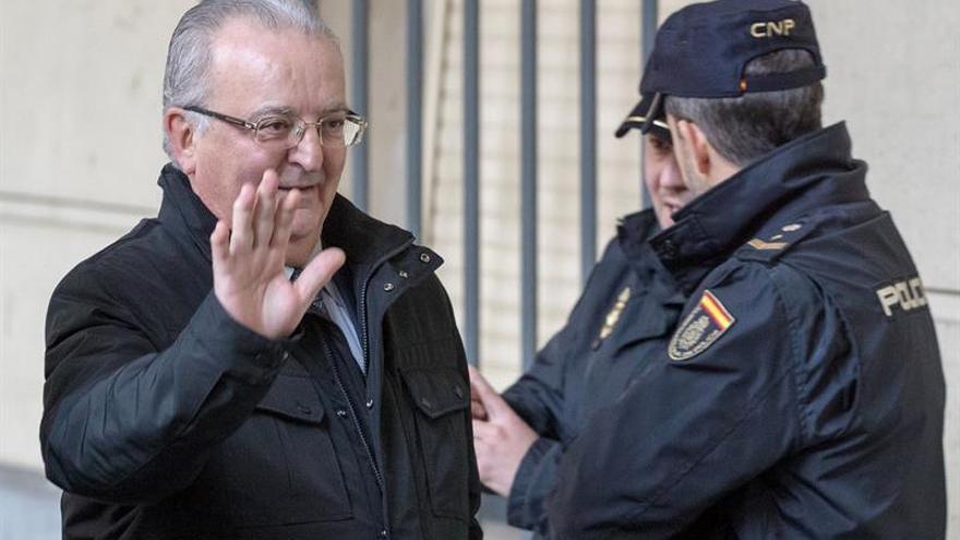 El exconsejero de Empleo Antonio Fernández declara hoy en el juicio de ERE