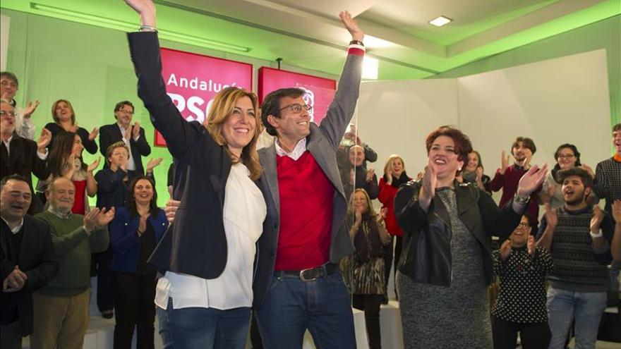 """Susana Díaz le dice a Rajoy que ya no tiene """"excusa"""" para cumplir con Andalucía"""