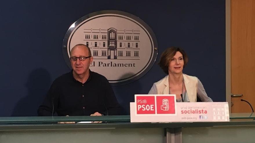 """PSOE balear dice que aunque los resultados han sido """"decepcionantes"""" y Sánchez debe intentar formar Gobierno"""