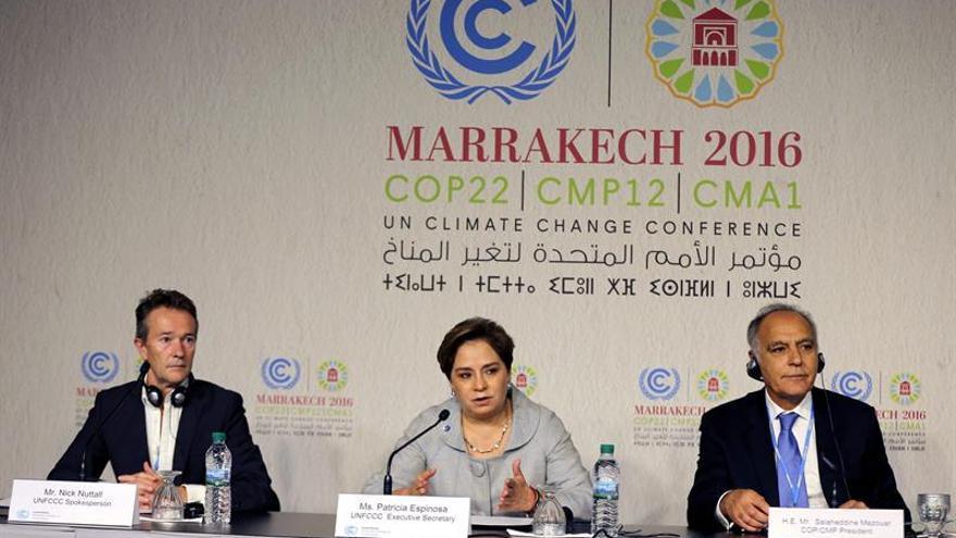 Cien países se suman al Acuerdo de París en vísperas de la cumbre climática