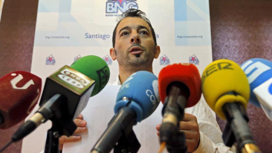 El BNG pide la renuncia del alcalde de Boqueixón y emplaza al PP a que lo pida
