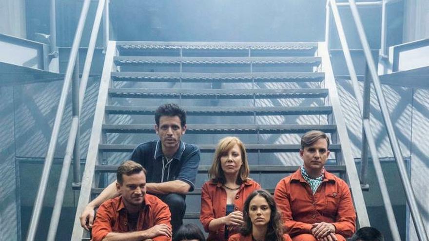"""Un 'reality', 8 participantes y una cárcel:la serie """"Supermax"""" llega a Cuatro"""