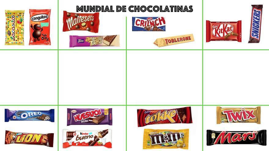 Encuesta publicada por el tuitero Isaac Corrales en la red.