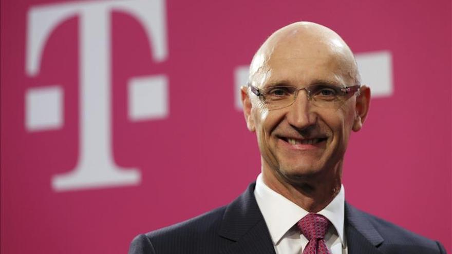 Deutsche Telekom sube el beneficio neto un 55,9 % hasta septiembre