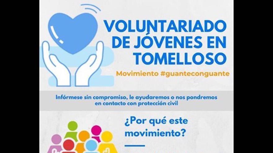 Red de voluntariado joven Tomelloso