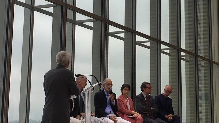 """Renzo Piano: """"El Centro Botín es un edificio que corteja al agua, como un barco más en la bahía"""""""