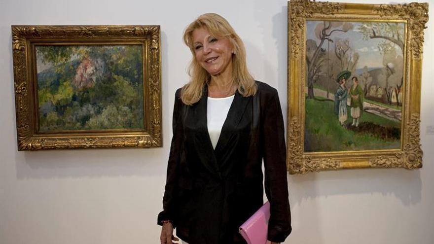 Prorrogada otros 3 meses la negociación sobre la colección Carmen Thyssen