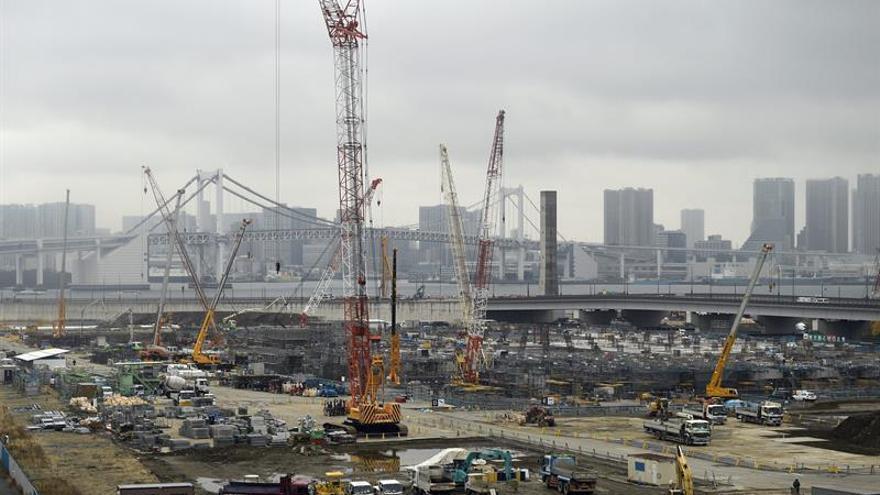 Japón logró en octubre un superávit corriente de 14.056 millones de euros