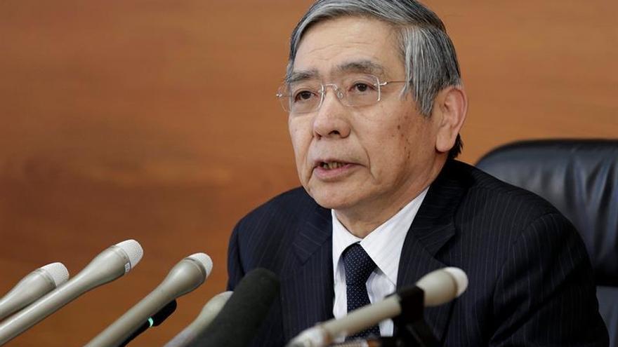 El Banco de Japón mejora la perspectiva de crecimiento de la economía nipona