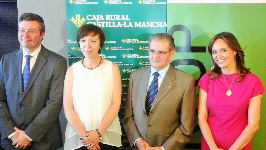 Clausura del Programa de Dirección Integral de Cooperativas Agroalimentarias, Alcázar de San Juan (Ciudad Real) / Foto: Fundación Caja Rural Castilla-La Mancha