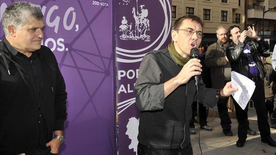 Monedero: Don Quijote no estaba loco, era un adelantado de Podemos