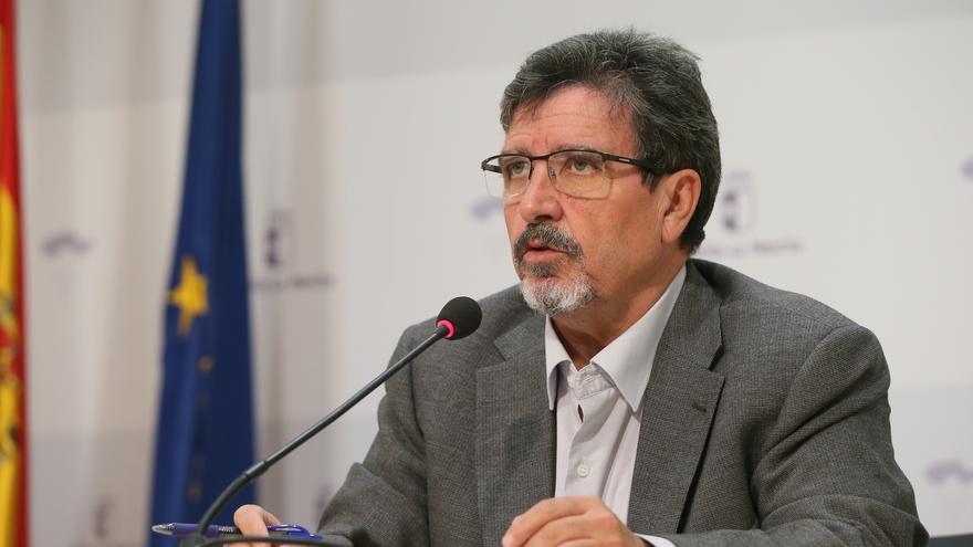 Antonio Luengo, gerente de la Agencia del Agua de Castilla-La Mancha