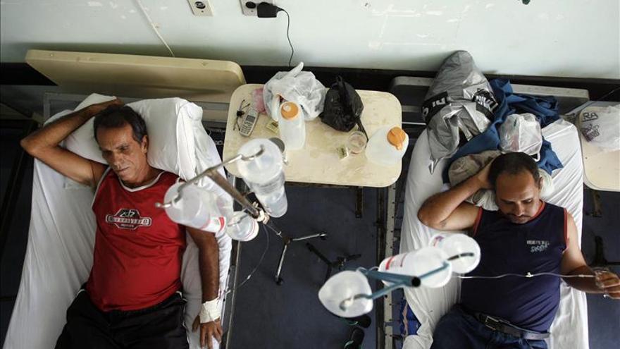 Intensifican las medidas en una ciudad brasileña que presenta 7.600 casos de dengue