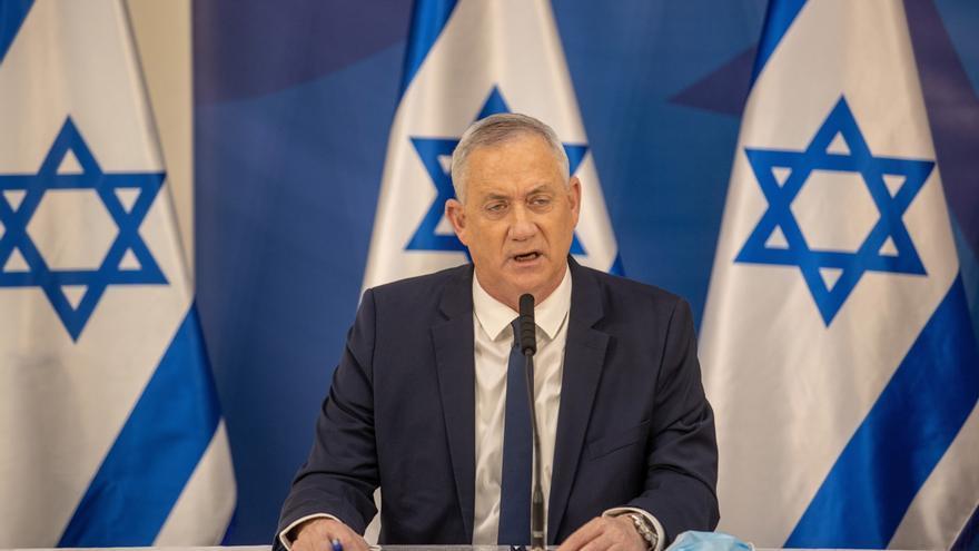 Gantz apoyará la disolución de la Knéset, dejando a Israel al borde de los comicios