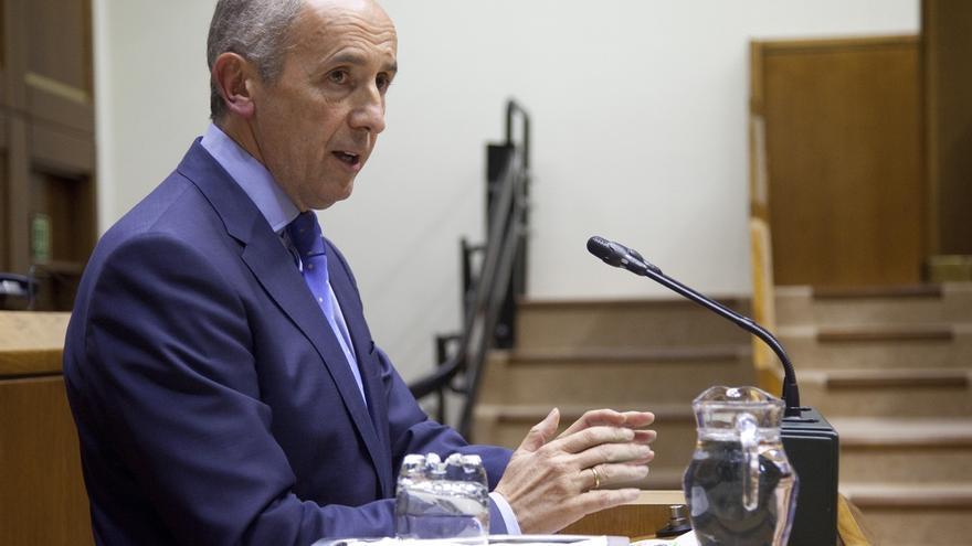 """Erkoreka dice que """"no le consta"""" que Urkullu haya mantenido """"contacto directo"""" con Puigdemont """"estos días"""""""