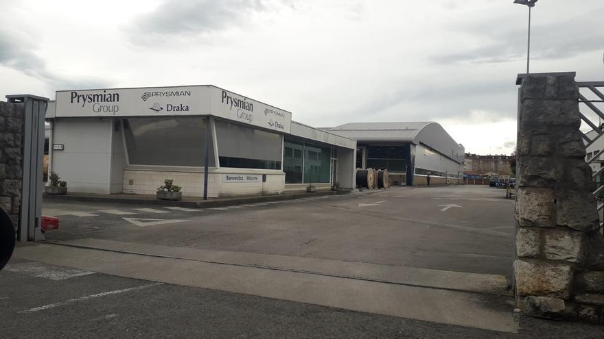 Prysmian Cable presenta un ERTE para toda la plantilla de Maliaño hasta finales de julio