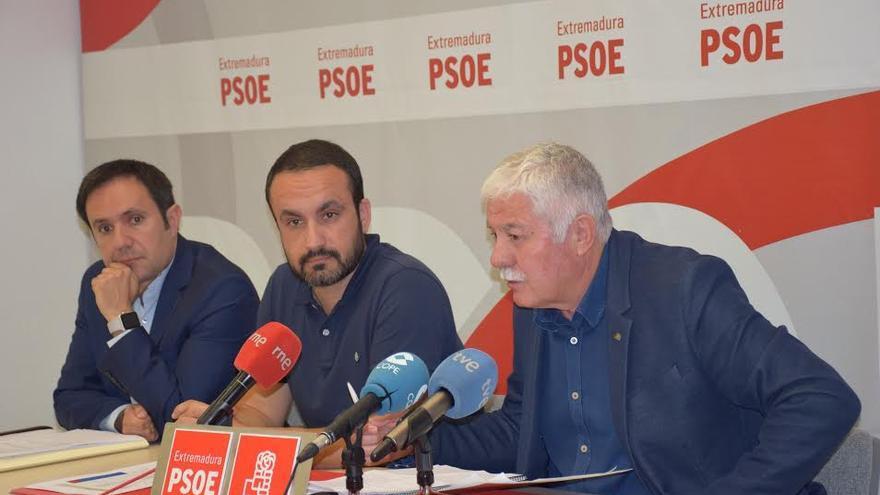 PSOE Caceres Presupuestos Estado