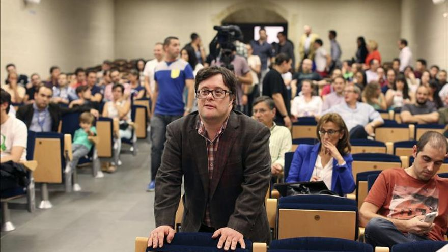 Pablo Pineda: Si no vamos a la universidad, seremos chicos de los recados