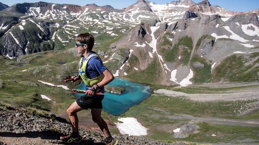 El corredor francés Xavier Thévenard. Foto: ACICS