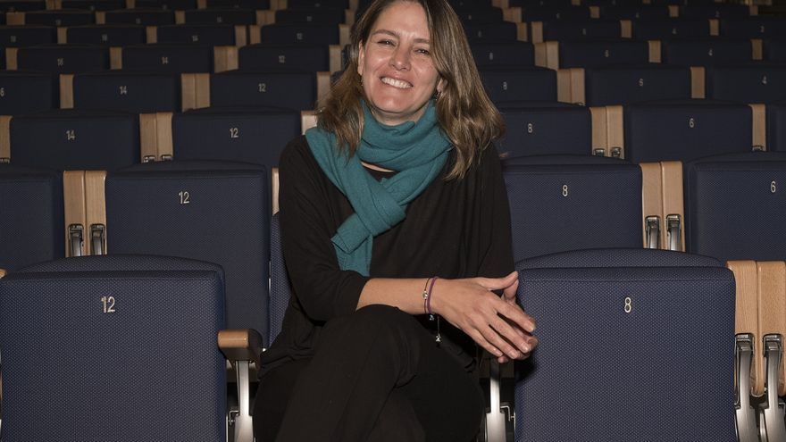 Manuela Ocón /Foto: Luis Serrano