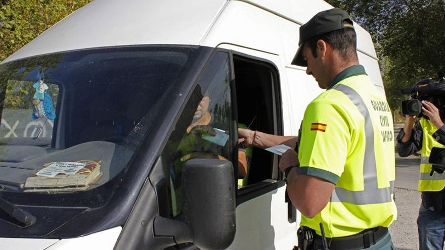 La DGT incrementa la vigilancia del uso del cinturón de seguridad