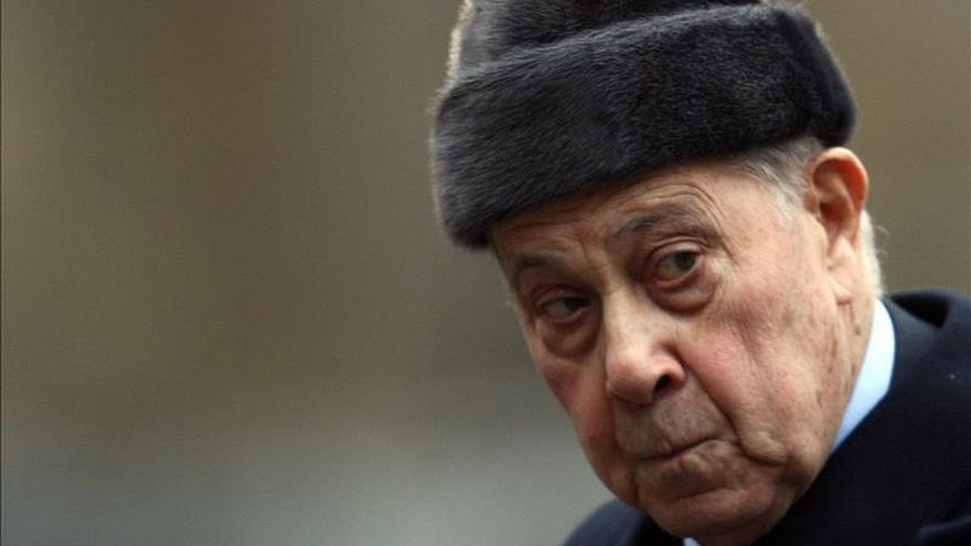 Fallece el exministro francés Charles Pasqua