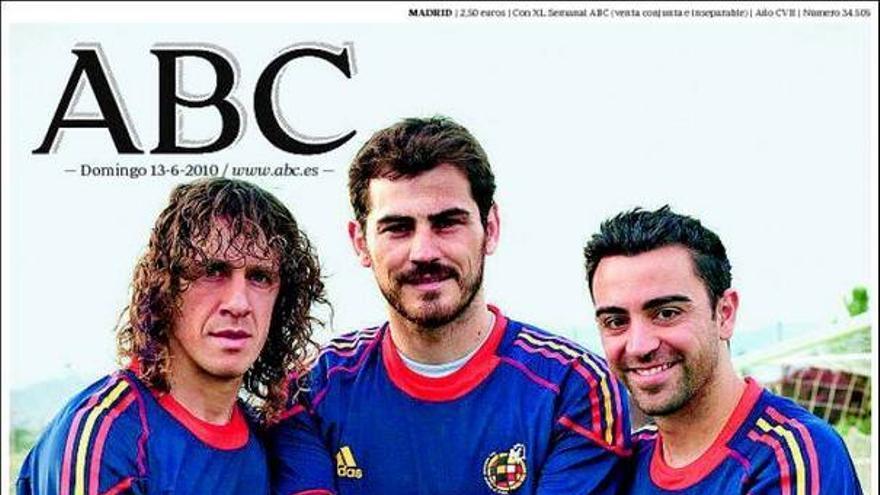 De las portadas del día (13/06/2010) #1