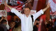 La alta polarización social define unas ajustadas elecciones en Polonia