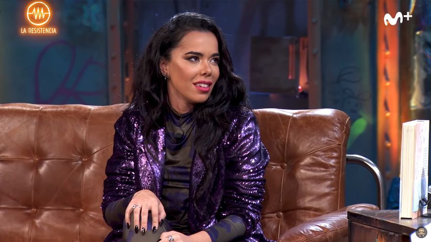 Beatriz Luengo en 'La Resistencia'