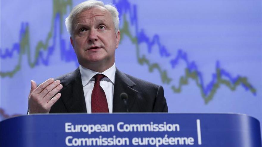La CE pide a España que tome medidas para cumplir con el déficit en 2014
